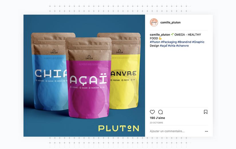 Instagram Pluton Camille Bonnevial