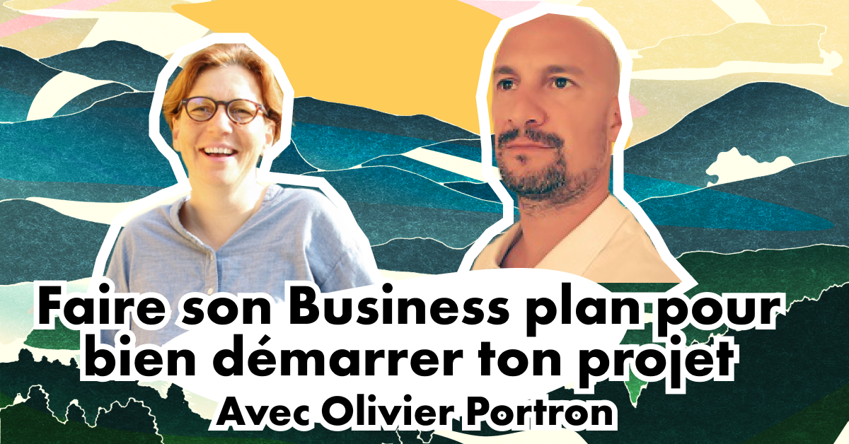 Tribu olivier business plan