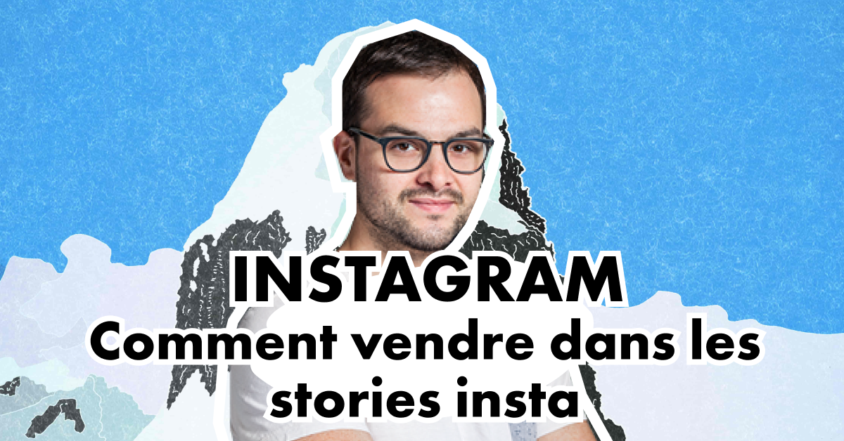 Tribu marc facebook instagram vendre